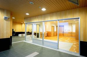 3F:機械浴室